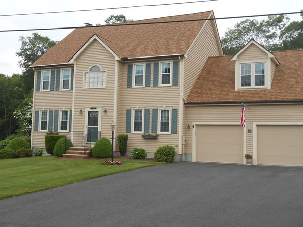 3 bed 3 bath Single Family at 8 QUINSHIPAUG RD MILFORD, MA, 01757 is for sale at 450k - 1 of 30