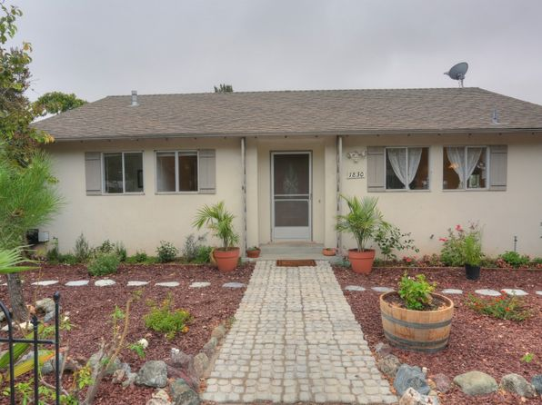 4 bed 2 bath Single Family at 1830 Laurel Ave Solvang, CA, 93463 is for sale at 645k - 1 of 15
