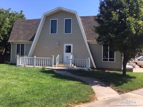 3 bed 3 bath Single Family at 717 Colonial Ct Salina, KS, 67401 is for sale at 215k - 1 of 8