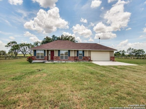 3 bed 2 bath Single Family at 4171 FM 536 FLORESVILLE, TX, 78114 is for sale at 325k - 1 of 17