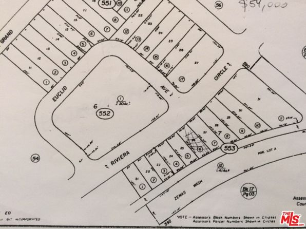 null bed null bath Vacant Land at 1113 Riviera Cir Thermal, CA, 92274 is for sale at 15k - google static map