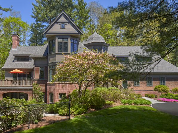 5 bed 5.5 bath Single Family at 41 Stony Brook Rd Lincoln, MA, 01773 is for sale at 2.38m - 1 of 20