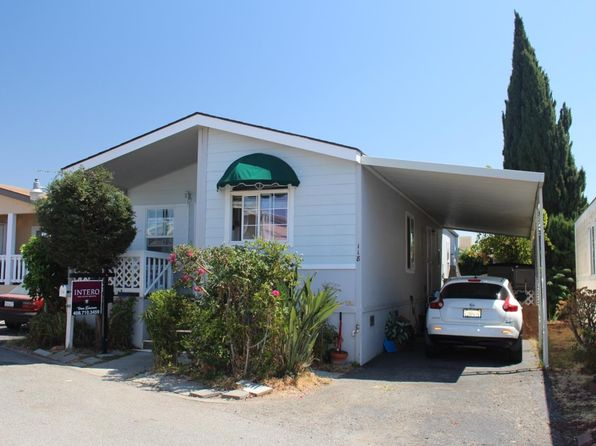 3 bed 2 bath Mobile / Manufactured at 60 Wilson Way Milpitas, CA, 95035 is for sale at 275k - 1 of 22