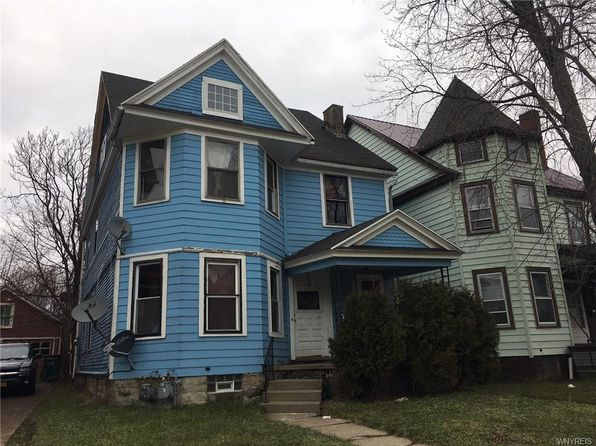 5 bed 2 bath Multi Family at 330 AUBURN AVE BUFFALO, NY, 14213 is for sale at 80k - google static map