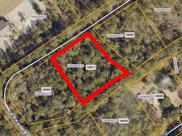 null bed null bath Vacant Land at 10017 Hercules Rd Mc Clellanville, SC, 29458 is for sale at 28k - google static map