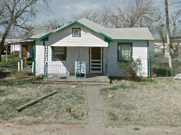 4 bed 2 bath Single Family at 1120 Avenue L Anson, TX, 79501 is for sale at 25k - google static map