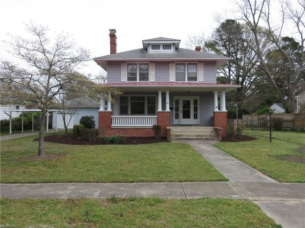 6 bed 4 bath Single Family at 44 Hampton Roads Ave Hampton, VA, 23661 is for sale at 280k - 1 of 29