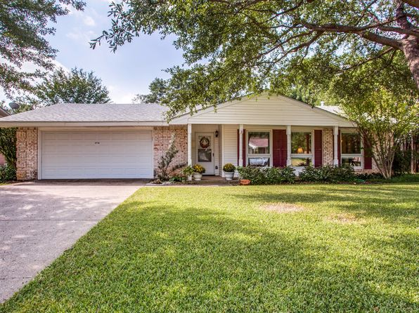 4 bed 2 bath Single Family at 3734 Crown Shore Dr Dallas, TX, 75244 is for sale at 360k - 1 of 21