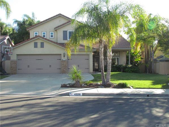 5 bed 3 bath Single Family at 42261 Camino Merano Temecula, CA, 92592 is for sale at 529k - 1 of 42