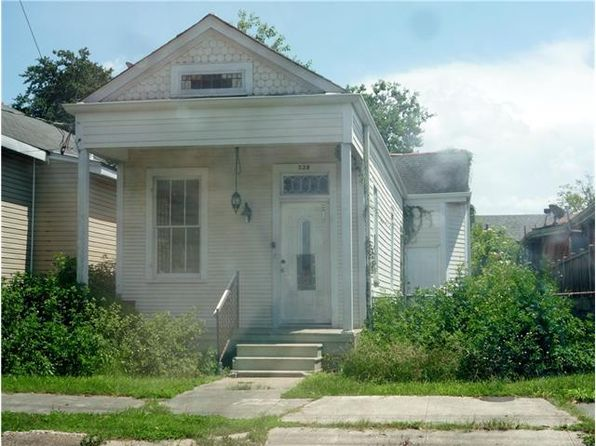 2 bed 1 bath Single Family at 528 S Saint Patrick St New Orleans, LA, 70119 is for sale at 149k - 1 of 7