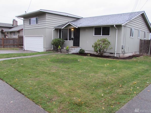3 bed 2 bath Single Family at 4601 N 24th St Tacoma, WA, 98406 is for sale at 375k - 1 of 25