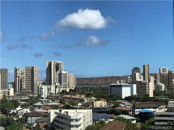1 bed 1 bath Townhouse at 1670 Kalakaua Ave Honolulu, HI, 96826 is for sale at 360k - 1 of 12