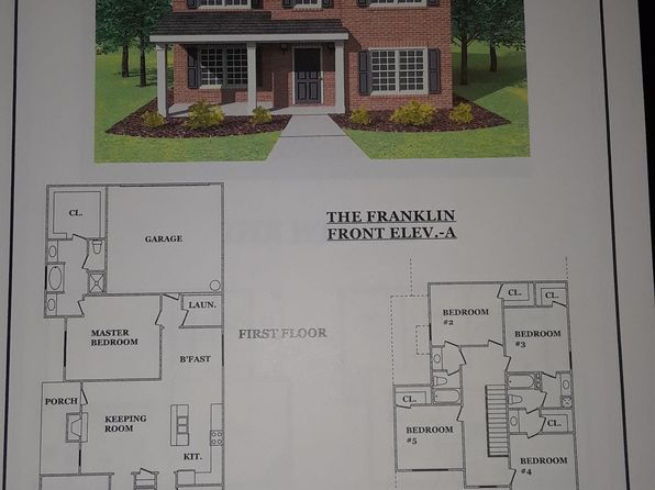 5 bed 4 bath Single Family at 697 Armitage Way Stockbridge, GA, 30281 is for sale at 195k - google static map