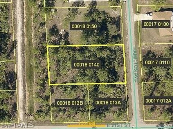 null bed null bath Vacant Land at 2103 HAMILTON AVE ALVA, FL, 33920 is for sale at 10k - google static map