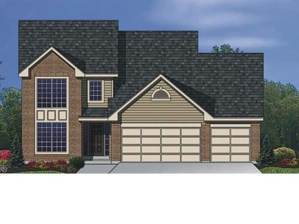 4 bed 4 bath Single Family at 0 The Auburn (To Be Built) Ballwin, MO, 63021 is for sale at 420k - 1 of 3