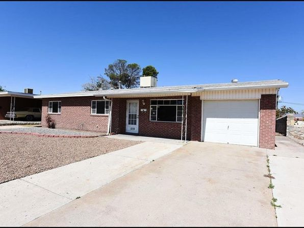 4 bed 2 bath Single Family at 1219 BOIS D ARC DR EL PASO, TX, 79925 is for sale at 130k - 1 of 39