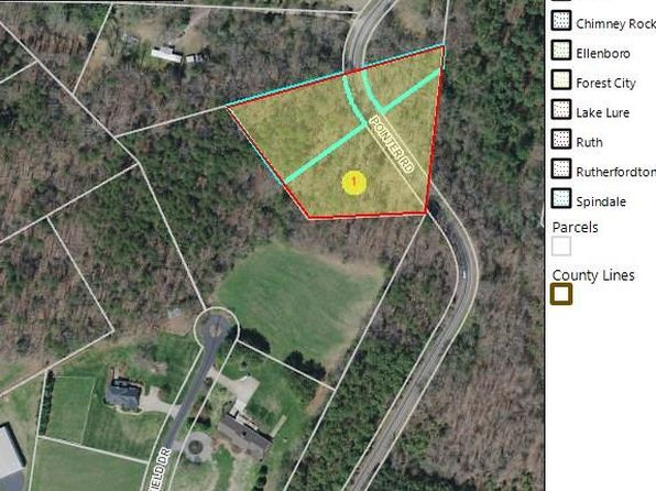 null bed null bath Vacant Land at 0 Pointer Rd Forest City, NC, 28043 is for sale at 15k - google static map