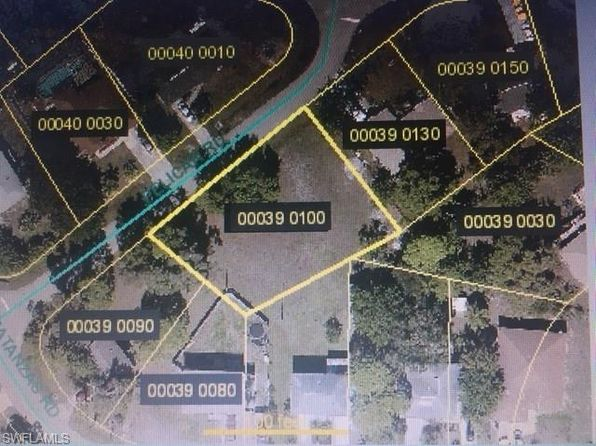 null bed null bath Vacant Land at 8014 PELICAN RD FORT MYERS, FL, 33967 is for sale at 60k - google static map