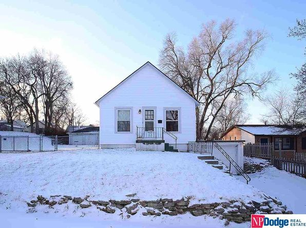 3 bed 2 bath Single Family at 6623 Pratt St Omaha, NE, 68104 is for sale at 115k - 1 of 22