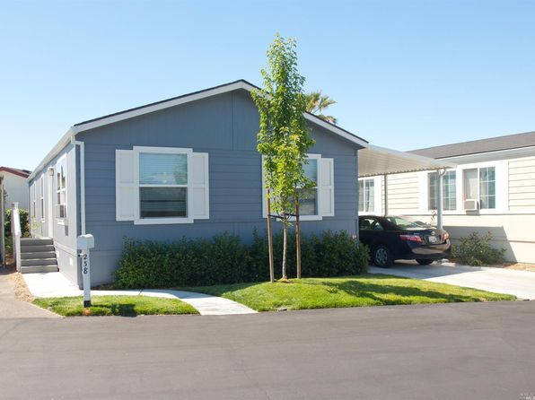 3 bed 2 bath Mobile / Manufactured at 238 Apple Ln Santa Rosa, CA, 95407 is for sale at 140k - 1 of 15