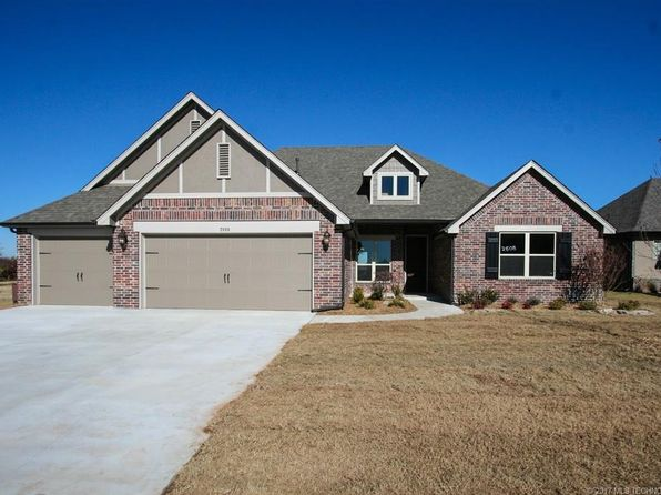 3 bed 3 bath Single Family at 446 E 130th Pl S Jenks, OK, 74037 is for sale at 300k - 1 of 5