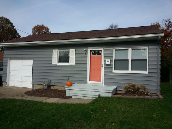 1 bed 1 bath Single Family at 69 W Hiram St Barberton, OH, 44203 is for sale at 45k - 1 of 12