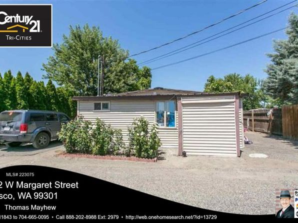 2 bed 2 bath Multi Family at 302 W Margaret St Pasco, WA, 99301 is for sale at 120k - 1 of 13