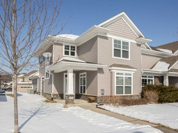 3 bed 3 bath Townhouse at 734 Arch Rock Rd Iowa City, IA, 52245 is for sale at 220k - google static map