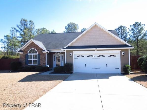 4 bed 3 bath Single Family at 468 Basket Oak Dr Bunnlevel, NC, 28323 is for sale at 190k - 1 of 21