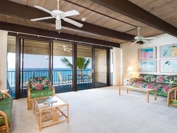 1 bed 1 bath Condo at 76-6246 Alii Dr Kailua Kona, HI, 96740 is for sale at 485k - 1 of 22