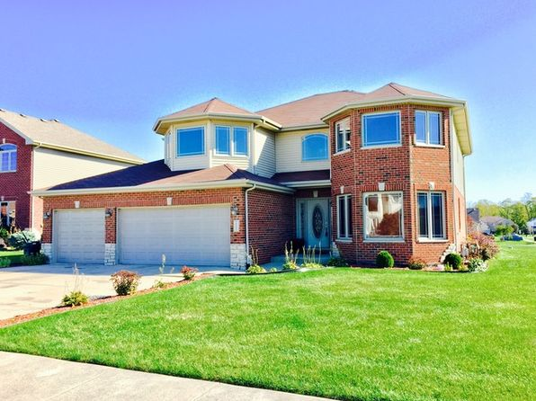 5 bed 4 bath Single Family at 24493 Potomac Ct Crete, IL, 60417 is for sale at 269k - 1 of 33