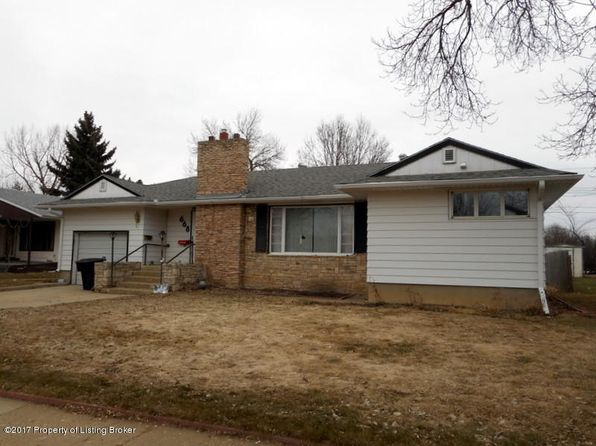 4 bed 2 bath Single Family at 668 8th Ave W Dickinson, ND, 58601 is for sale at 189k - 1 of 38