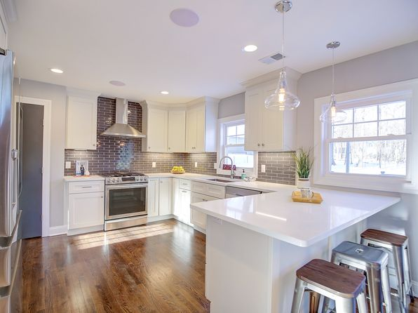 5 bed 4 bath Single Family at 155 CEDAR LN MAPLEWOOD, NJ, 07040 is for sale at 819k - 1 of 32