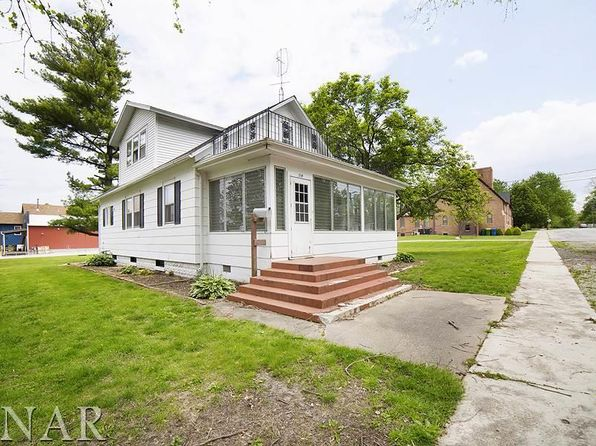 3 bed 2 bath Single Family at 309 W Chestnut St Lexington, IL, 61753 is for sale at 90k - 1 of 20