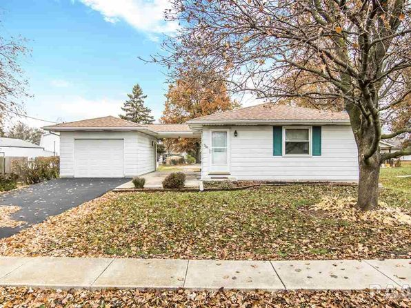 1 bed 2 bath Single Family at 304 E Oakley St Glasford, IL, 61533 is for sale at 75k - 1 of 24