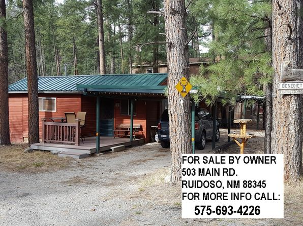 1 bed 1 bath Single Family at 503 Main Rd Ruidoso, NM, 88345 is for sale at 96k - 1 of 28