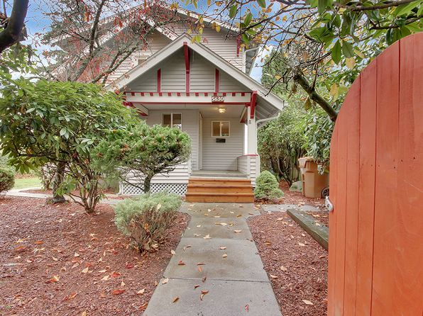 4 bed 2.5 bath Single Family at 5630 S Thompson Ave Tacoma, WA, 98408 is for sale at 290k - 1 of 27
