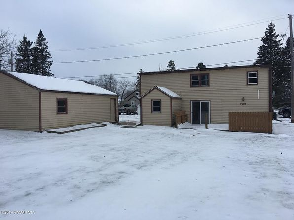 2 bed 1 bath Single Family at 1604 5th Ave E International Falls, MN, 56649 is for sale at 20k - 1 of 11