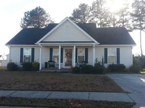 3 bed 2 bath Single Family at 1156 Green Fir Loop Conway, SC, 29527 is for sale at 128k - 1 of 12