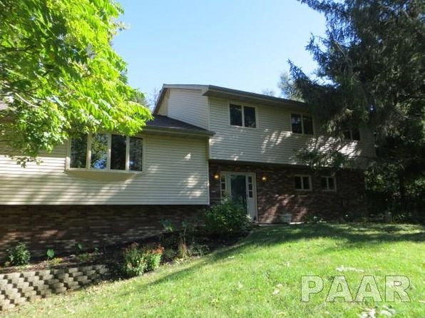 4 bed 3 bath Single Family at 560 Roberts St Creve Coeur, IL, 61610 is for sale at 170k - 1 of 36