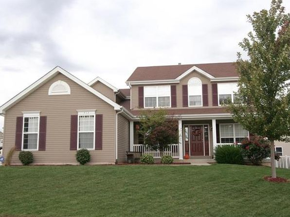4 bed 3 bath Single Family at 717 Alyssa Marie Ln Wentzville, MO, 63385 is for sale at 285k - 1 of 14