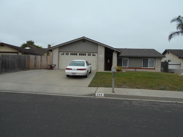 4 bed 2 bath Single Family at 209 S Tulip St Lompoc, CA, 93436 is for sale at 351k - 1 of 16