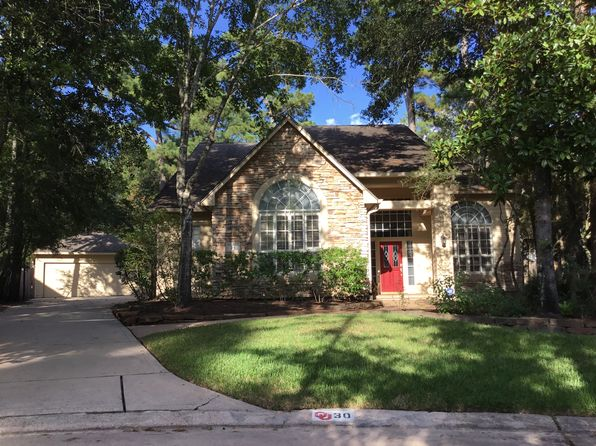 4 bed 3 bath Single Family at 30 Bayginger Pl Spring, TX, 77381 is for sale at 360k - 1 of 22