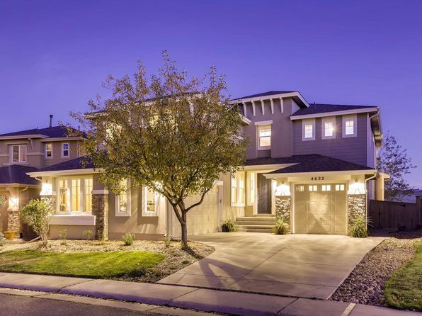 5 bed 4 bath Single Family at 4622 Canyonbrook Dr Highlands Ranch, CO, 80130 is for sale at 655k - 1 of 33