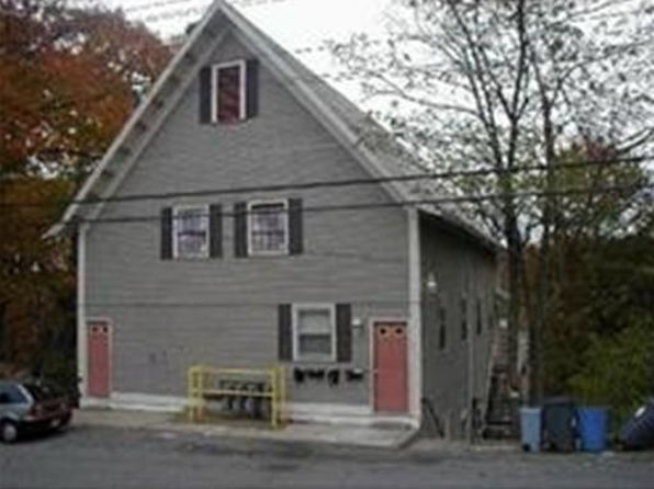8 bed 4 bath Single Family at 214 Rollstone St Fitchburg, MA, 01420 is for sale at 205k - google static map