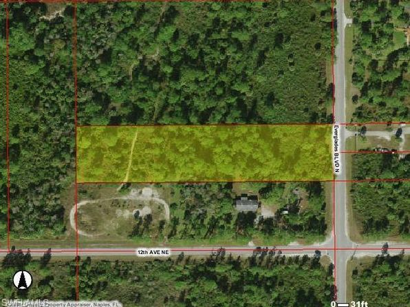 null bed null bath Vacant Land at 1245 Everglades Blvd Naples, FL, 34120 is for sale at 70k - google static map