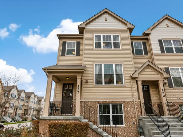 3 bed 3 bath Townhouse at 222 Wildflower St Des Plaines, IL, 60016 is for sale at 319k - 1 of 28