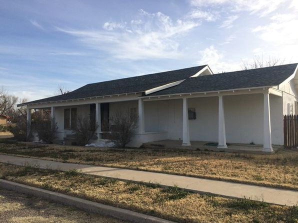 3 bed 2 bath Single Family at 101 S Rio St Fort Stockton, TX, 79735 is for sale at 173k - 1 of 13