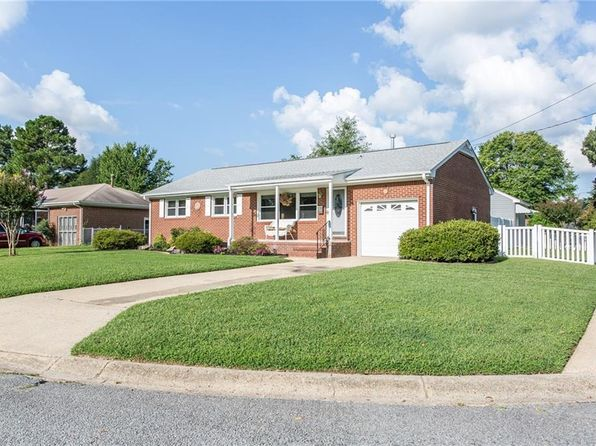 3 bed 2 bath Single Family at 1201 Oleander Ave Chesapeake, VA, 23325 is for sale at 225k - 1 of 23