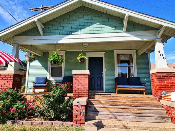2 bed 1 bath Single Family at 408 W South St Salina, KS, 67401 is for sale at 69k - 1 of 12